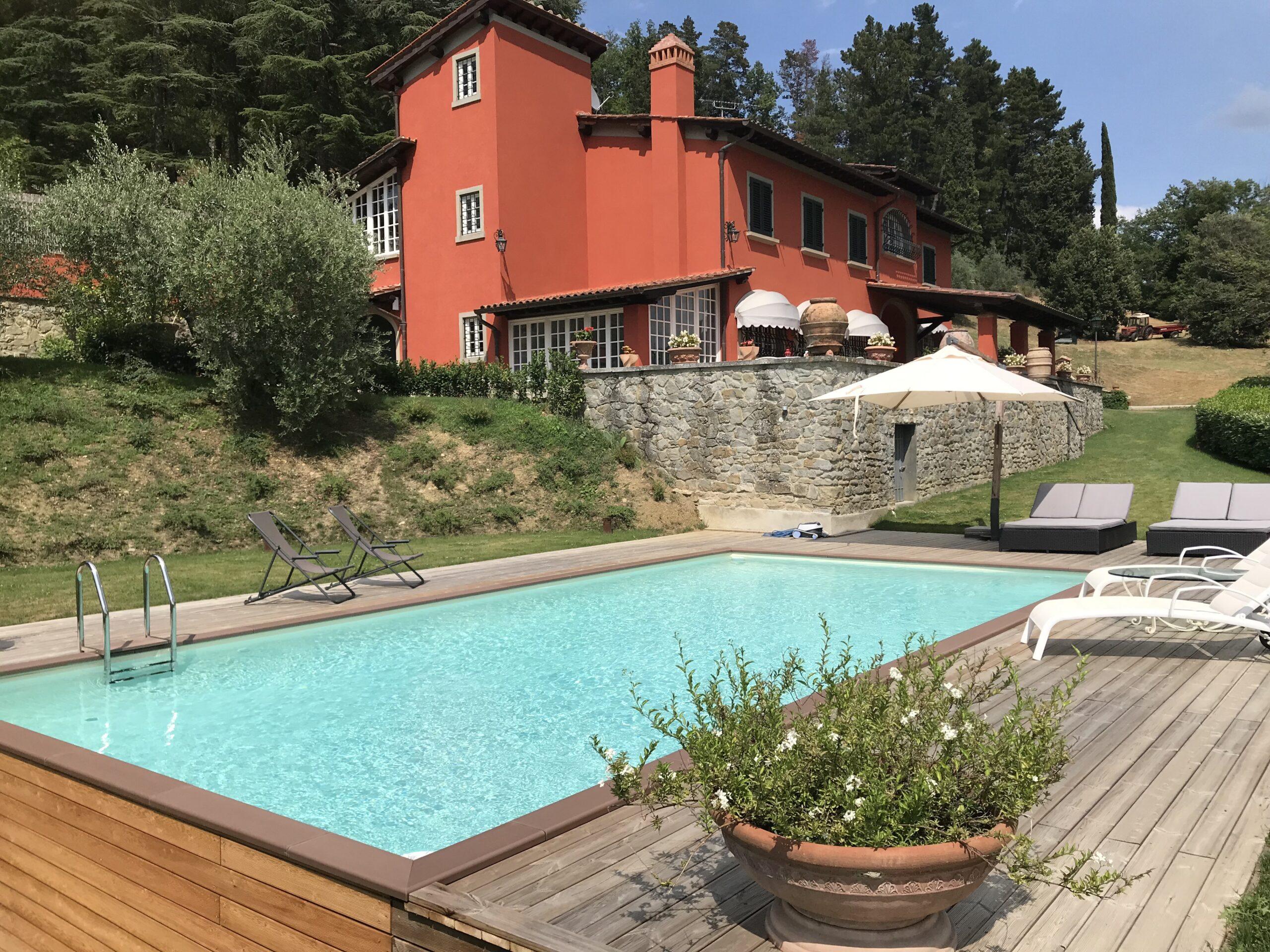 Perché scegliere le piscine fuori terra di lusso?